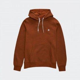 Brown Element Hoodie