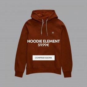 Brown Element Hoodie_1