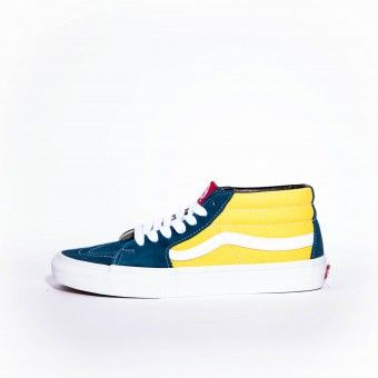 Vans Retro Skate Sk8-Mid Sneakers