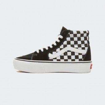Vans Patchwork Sk8-Hi Sneakers