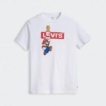 Levi's x Super Mario T-Shirt