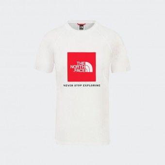 T-Shirt North Face Raglan