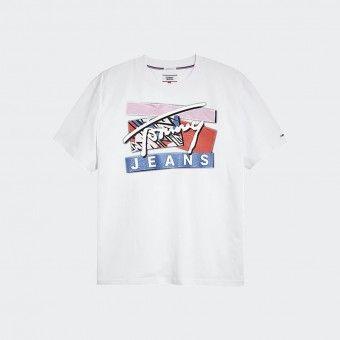 T-Shirt Tommy Hilfiger Cr
