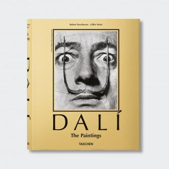 Livro Dalí. The Paintings