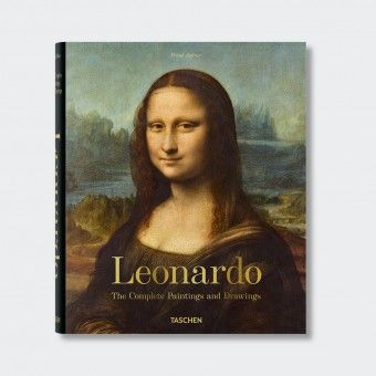 Livro Leonardo. The Complete Paintings and Drawings
