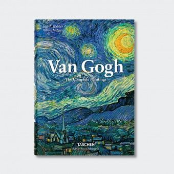 Livro Van Gogh. The Complete Paintings