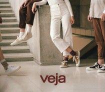 Veja - A reinvenção dos sneakers