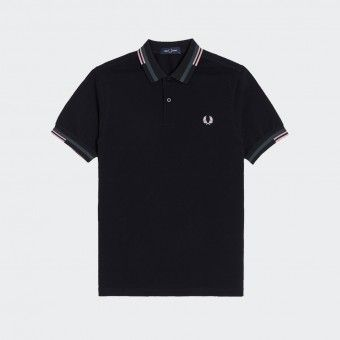 Polo Fred Perry Abstract