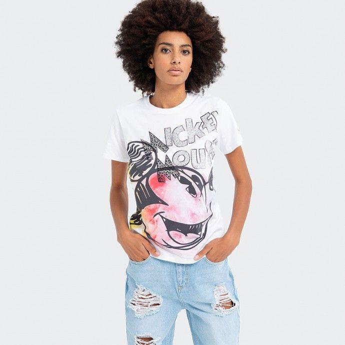 T-Shirt Fracomina x Disney