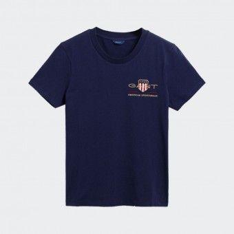 T-Shirt Gant Archive Shie