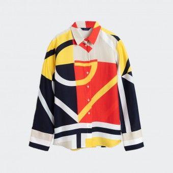 Camisa Gant Iconic G