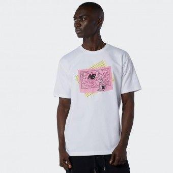T-Shirt New Balance Evans