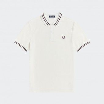 Polo Fred Perry Textured