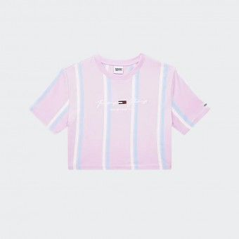 T-Shirt Tommy Jeans Paste
