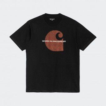T-Shirt Carhartt Wave C