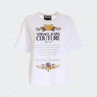 T-Shirt Versace Jeans Cou