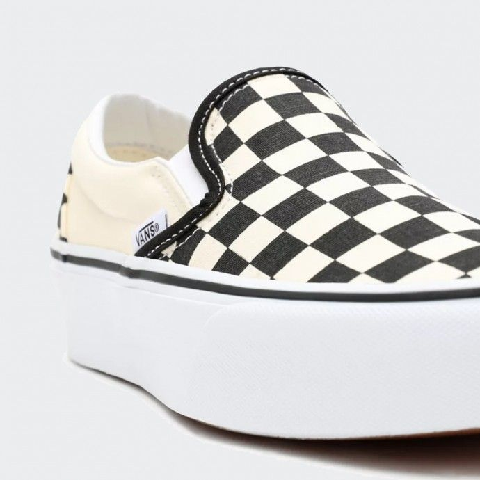 Ténis Vans Checkerboard C
